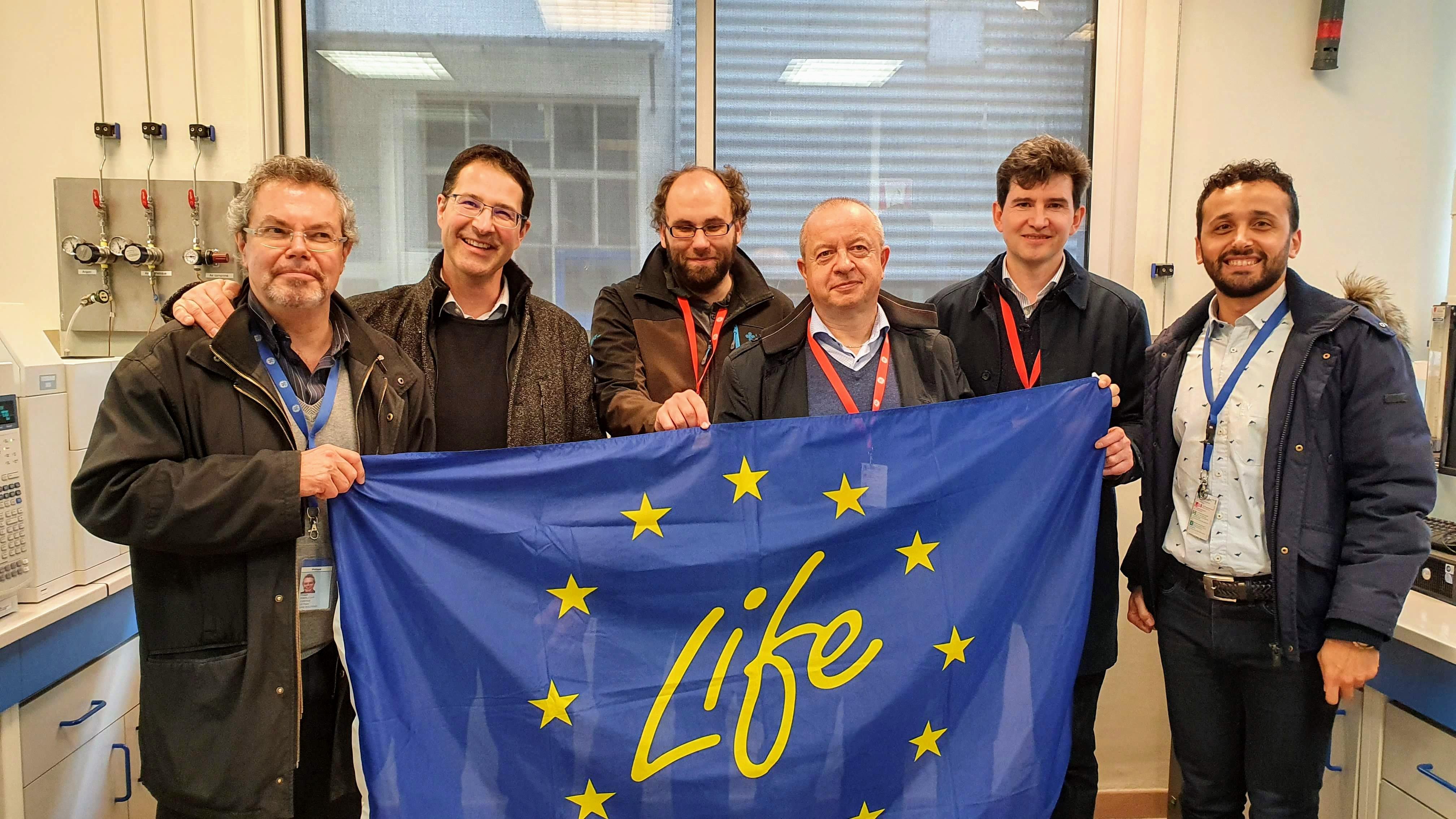 Pracovníci CVVOZE přispívají k  řešení evropského projektu LIFE GRID